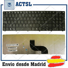Keyboard Spanish for PACKARD BELL EasyNote NSK-AUT0S COMPATIBLE