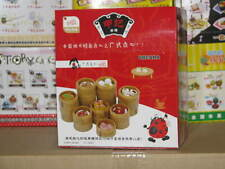 Orcara Miniature Chinese Food Dim Sum Full Set of 8 pcs