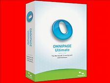 BRAND NEW Nuance OmniPage ULTIMATE ver 19 - Betters Previous ver 18 Professional