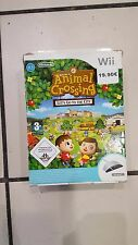 JEU WII ANIMAL CROSSING LETS GO TO THE CITY