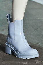 Marc by Marc Jacobs Dipped Chelsea Boots, Cloud Blue, 41/11 Platform Rain Boots