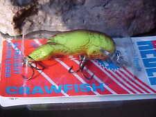 """Rebel 2"""" F7667 1/5oz Lite Wee-Crawfish Lure for Bass/Panfish/Trout/Pickerel"""