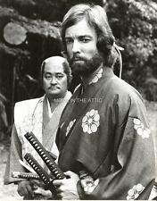 JAMES CLAVELL RICHARD CHAMBERLAIN ORIG SHOGUN NBC PRESS PHOTO #5