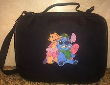 TRADING BOOK FOR DISNEY PINS Lilo And Stitch Hair Dresser LRG/MED PIN BAG