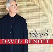 David Benoit - Full Circle [CD New]