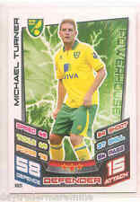 2012/2013 Match Attax Norwich City-165-Michael Turner