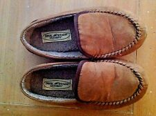 Brown Deer Stags Sliperooz Alpen Slippers House Shoes Size 7