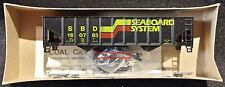 MDC Roundhouse 1532 SEABOARD SYSTEM 40' Rib Side 3-Bay Hopper SBD 160783 SCL L&N