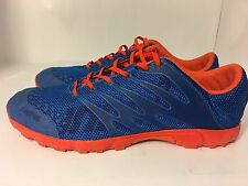 Inov8 F-Lite 230 Unisex Blue/Orange Running Shoe Women's 11.5 / men's 10