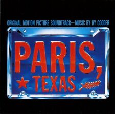 Paris, Texas Original Motion Picture Soundtrack CD NEW SEALED Ry Cooder