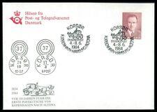 DÄNEMARK UPU CONGRESS 1984 GESCHENK!! MEMBERS ONLY!! RARE!! KUTSCHE PFERD h0876