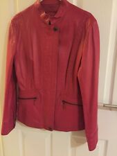 KÜHLE  Vintage Beautiful  Leather Jacket Size XL(175/92A) In Excellent Condition