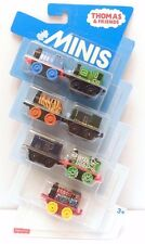 Thomas & Friends MINIS 7 Pack - Creature Dash, Graffiti Victor and Spooky Percy