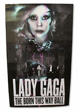 LADY GAGA - BORN THIS WAY BALL TOUR ADMAT GLOSSY WALL POSTER NEW OFFICIAL 24X39