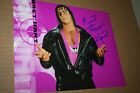 "BRET ""HITMAN"" HART SIGNED WWE/WWF 8X10 PHOTO SOLO POSE HART FOUNDATION"