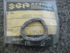 SUZUKI FZ50 FRONT SHOCK ROCKER ARM DUST COVER NOS!
