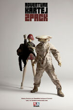 3A Ashley Wood threeA Cherry Shadow + Sanakhte Bodyguard Zombot Adventure Kartel