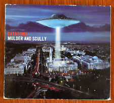 Catatonia – Mulder And Scully 4 track CD single – NEG109CD – Mint