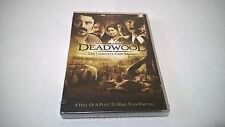 DEADWOOD THE COMPLETE FIRST SEASON  BRAND NEW FACTORY SEALED