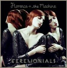 Florence + the Machine:  Ceremonials CD 2011, Island