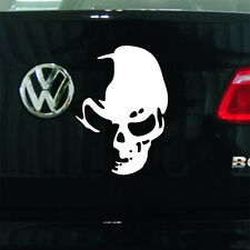 New Skull Evil Spirits Knight Funny Car Stickers Scratches Reflective Stickers