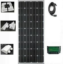 150W 12V Solar Panel kit 30A LCD Controller battery charger 150K6