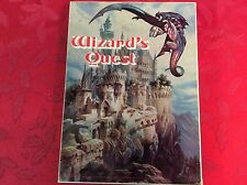 AVALON HILL  WIZARDS QUEST GAME UNPUNCHED UNPLAYED  1979