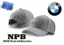 Brand New BMW Logo Cap Space Grey  80162411104