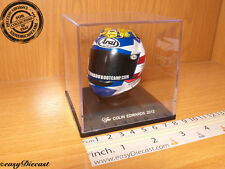 COLIN EDWARDS  MOTO-GP ARAI HELMET 1/5 2012 MINT!!!