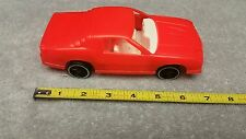 "1980's 7"" Camaro Z/28 # 537 in Orange GAY TOYS Mfg. Walled Lake Michigan"