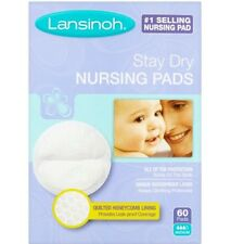 Lansinoh Nursing Pads Stay Dry 60 Each