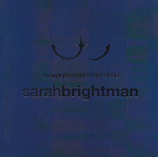 SARAH BRIGHTMAN - CD - THE VERY BEST OF 1990-2000
