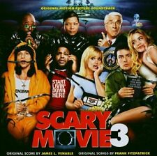 CD Soundtrack Album James L. Venable Scary Movie 3 Varese OST 2003