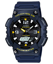 Casio AQ-S810W-2A Navy Blue Tough Solar Watch AQS810 COD Paypal