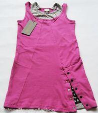 Mini Kleid DOUBLEDRAMA Gr.152 Bench NEU m.E 100% Baumwolle violet grau Lagenlook