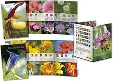 Z07 BRD Deutschland Germany Stamps 2017 Artist Booklet All Series Flowers