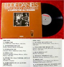 LP Eddie Daniels with Bucky Pizzarelli: A Flower for...