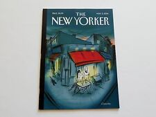 "The New Yorker Magazine ""Out and About"" May 5, 2014"