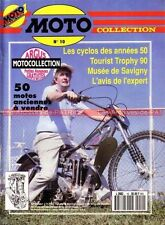 MOTO COLLECTION 10 Les Side Car de Guy BASTER FN NORTON 750 Commando Gus Kuhn