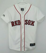 Authentic Majestic Boston Red Sox Jason Bay Baseball Jersey Size Youth Medium M