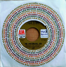 CHECKMATES, LTD - LOVE IS ALL I HAVE TO GIVE - A&M 45 - PHIL SPECTOR PRODUCED