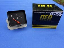NEW 1969-74 Nova In Dash Fuel Gas Gauge Without Console OER 6431585 GM Licensed