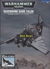 Warhammer 40k NEW Dark Angels Ravenwing Dark Talon Nephilim Jetfighter NIB