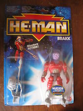 NEW HE MAN BRAKK MASTERS OF UNIVERS MOTU 1990