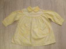 N°8 BLOUSE SCOLAIRE ANCIENNE ECOLE ECOLIER ENFANT TABLIER OLD SCHOOL GOWN CHILD