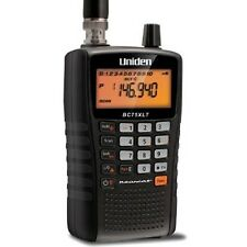 Uniden Bearcat UBC-75XLT Handheld Radio Scanner Receiver 300 Channels Airband