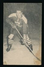 1952-53 St Lawrence Sales (QSHL) #102 BOB LEGER (Shawinigan)