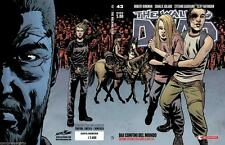THE WALKING DEAD 43 VARIANT COVER Lucca Comics 2016 Nuovo + OMAGGIO