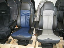 BRAND NEW SEATS INC. LEGACY GOLD SERIES HIGHBACK 2-Tone DURA LEATHER TRUCK SEAT