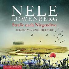 Straße nach Nirgendwo von Nele Löwenberg (Neuhaus) HÖRBUCH Marie Bierstedt OVP